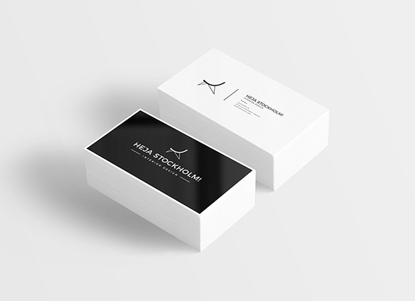 Business card design base responsive wordpress theme business card design reheart Images