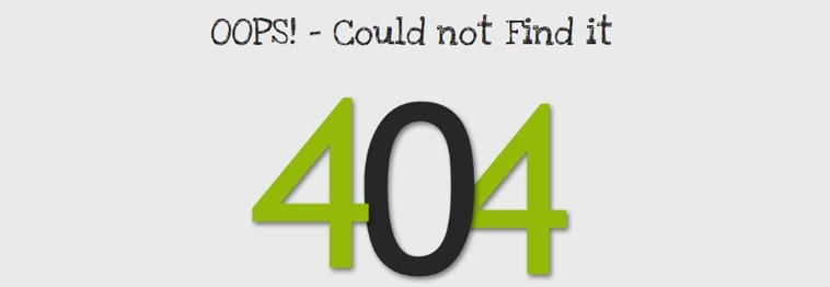 The Ultimate Guide to 404 Pages for WordPress