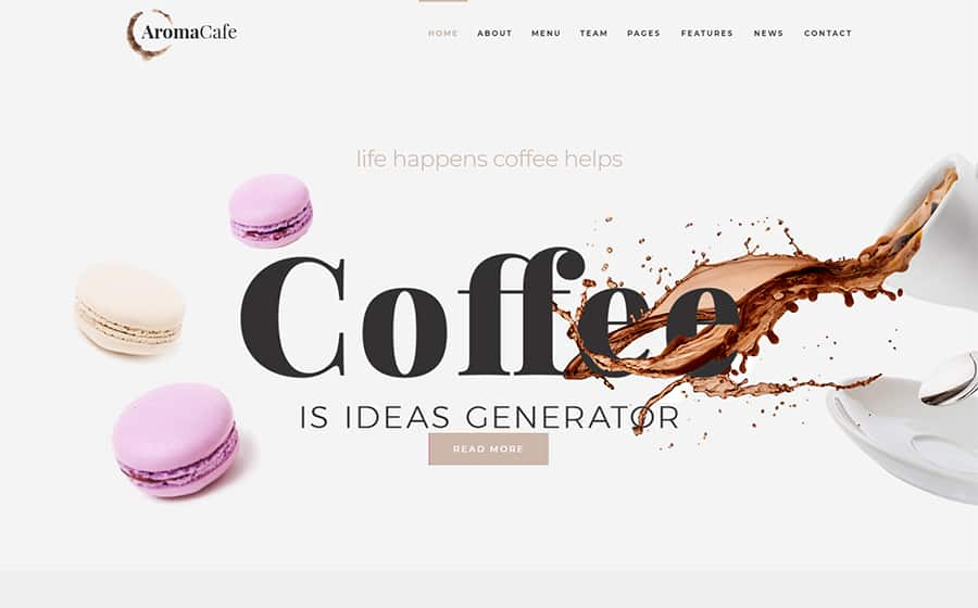 arome caffe