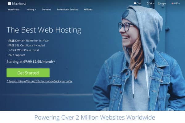 Bluehost Review (UPDATED 2020)