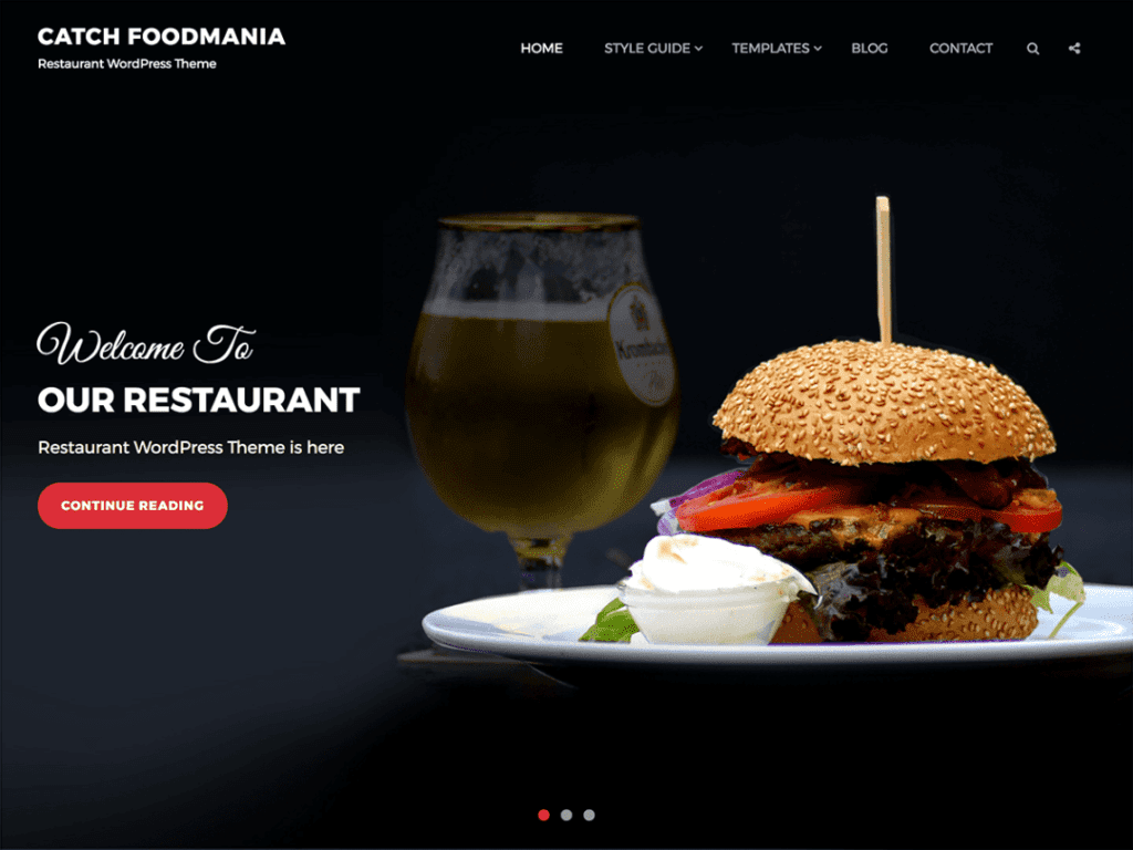 Catch Foodmania