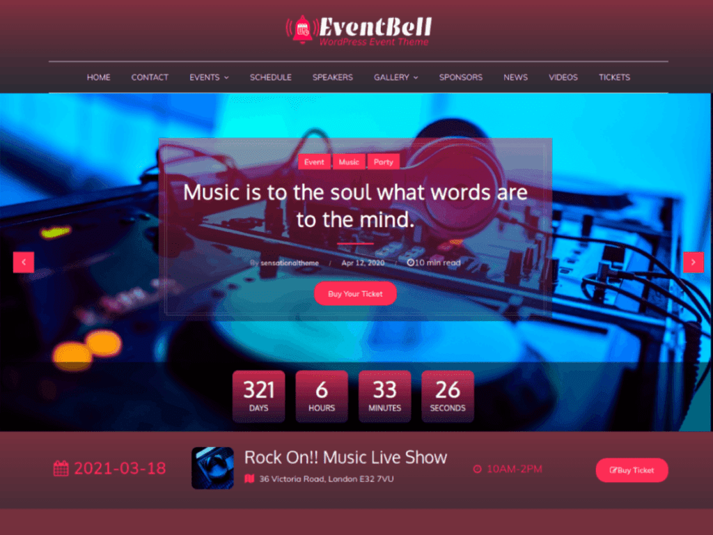 Event Bell