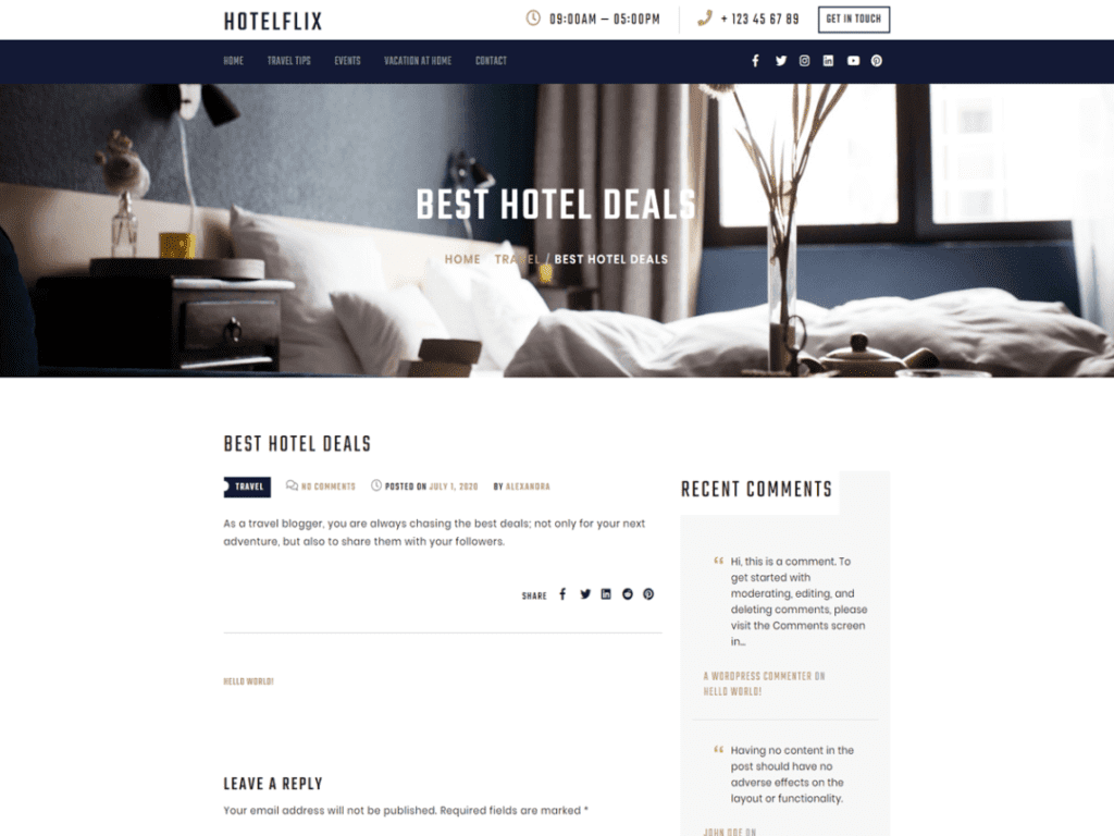 Hotelflix