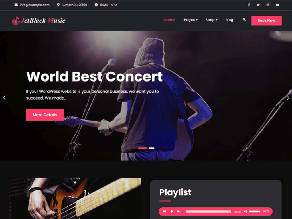 JetBlack Music