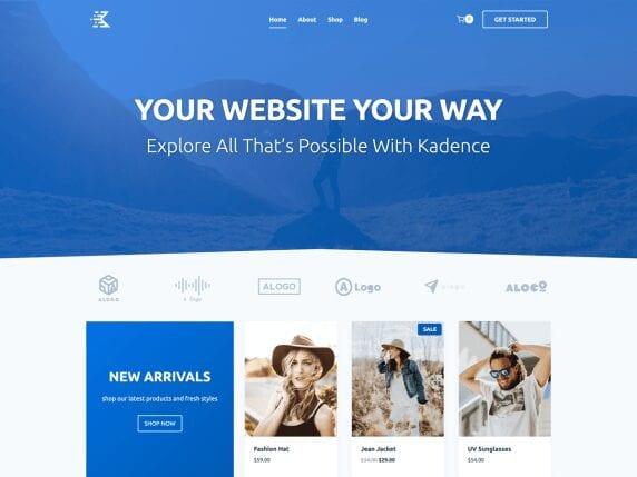 kandence free theme