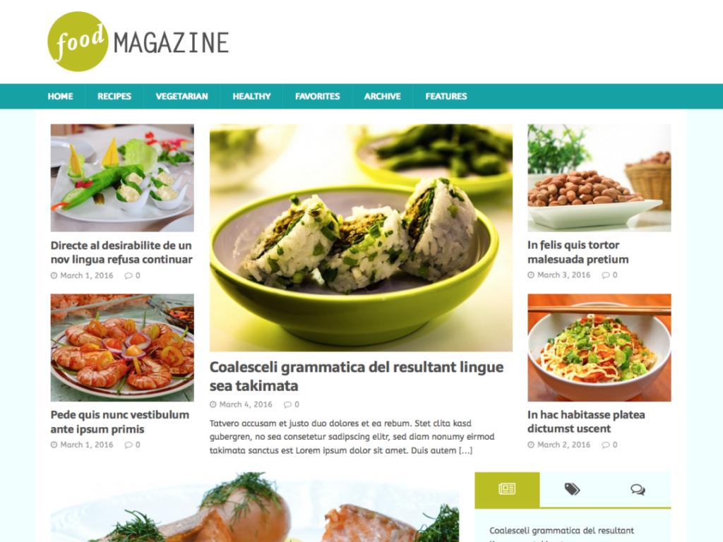 MH Food Magazine