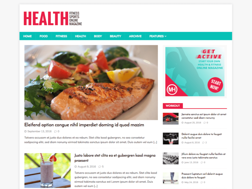 mh health mag