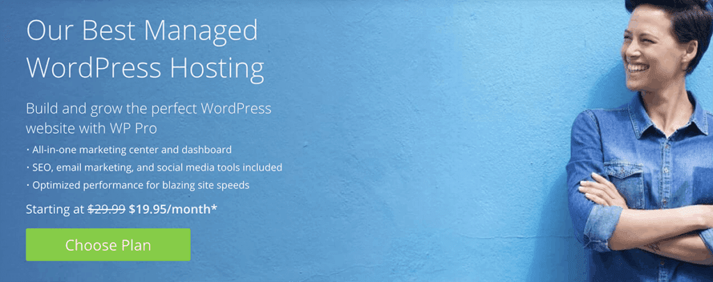 Managed WordPress Hosting 2020