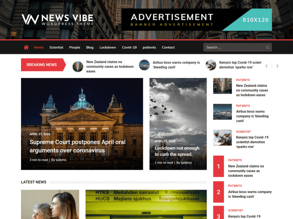 News Vibe