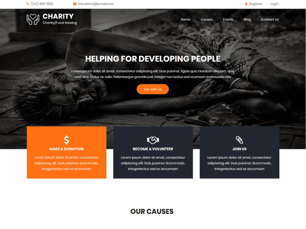 Social Charity
