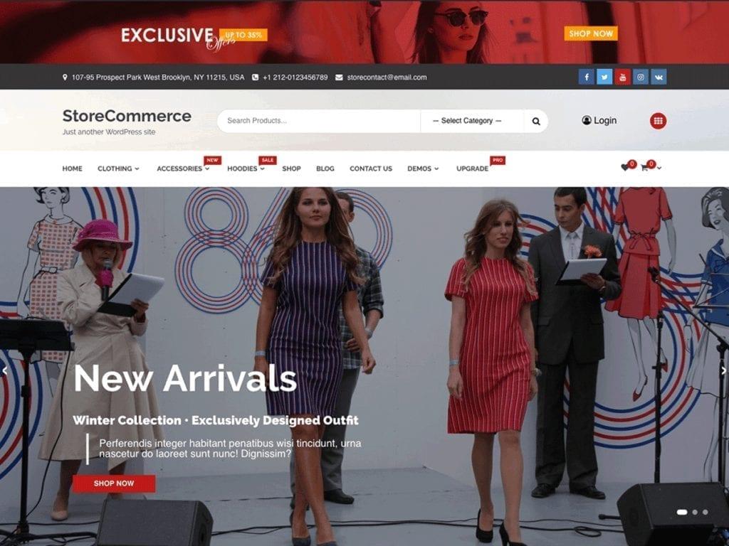store commerce