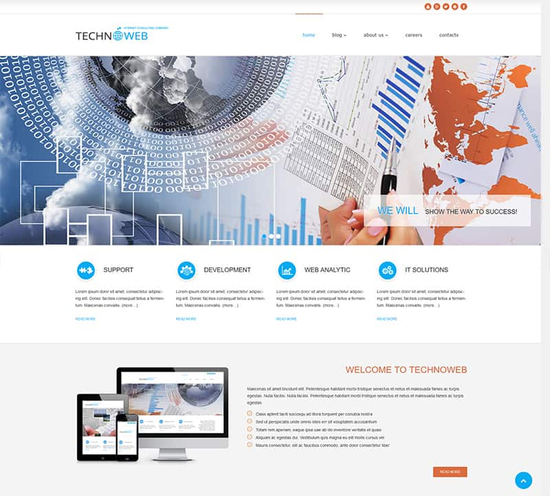 technoweb-free-wordpress-theme