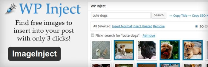 WP Inject or ImageInject
