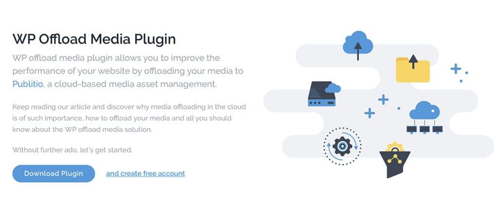 WP Offload Media Plugin