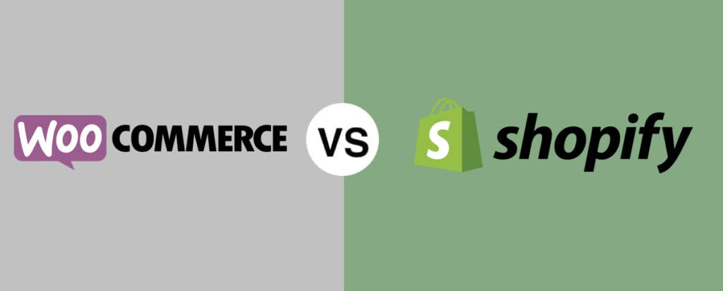 WooCommerce vs Shopify comparison
