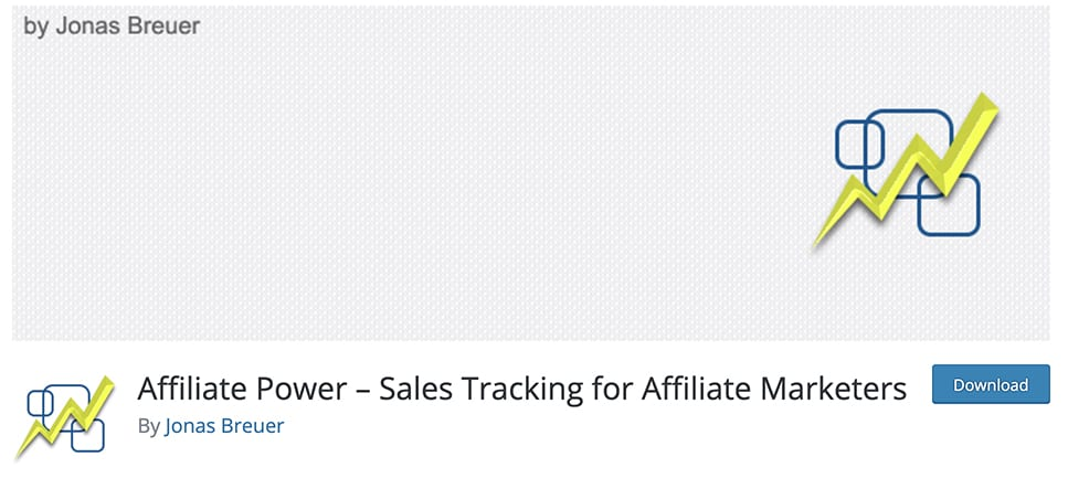Affiliate Power – Sales Tracking for Affiliate Marketers