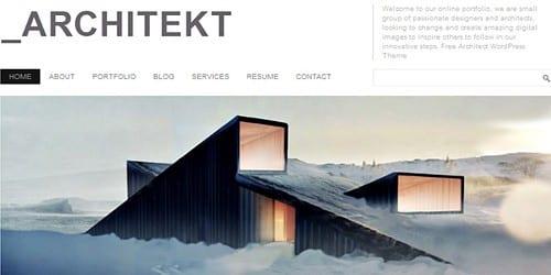 architect-theme