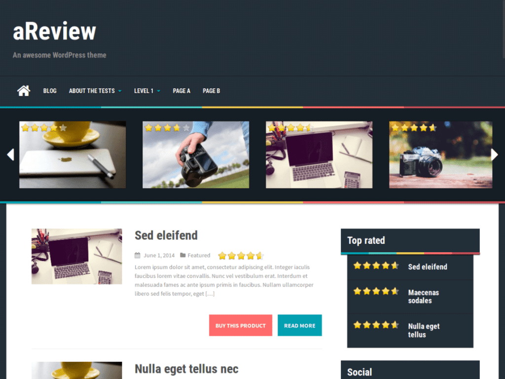 14 Best Free Review WordPress Themes (UPDATED 2020)