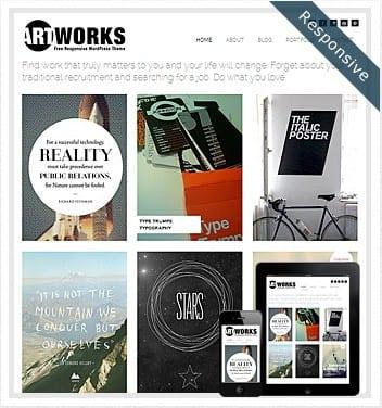 art-works-wordpress-theme
