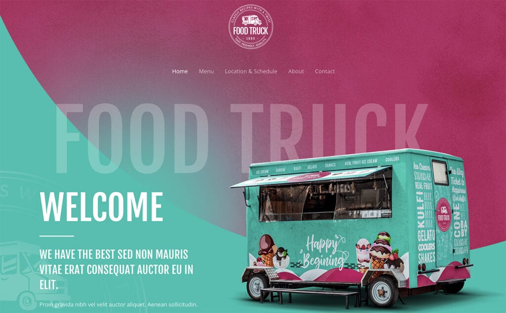 astra food truck