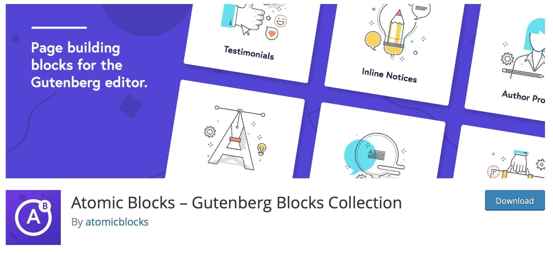 atomic Gutenberg