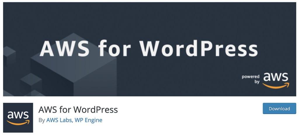 AWS for WordPress