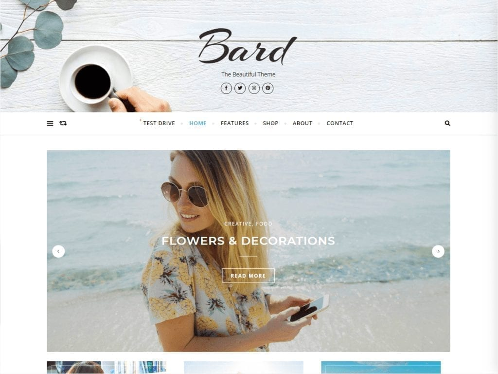 37+ Best Personal Blog WordPress Themes (UPDATED 2020)