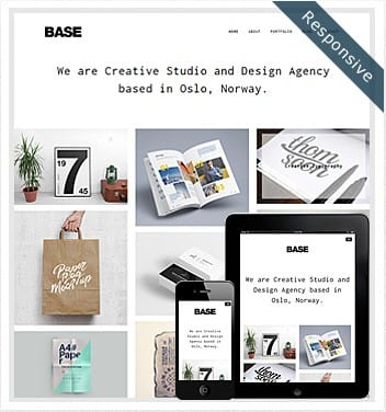 premium wordpress templates - base-theme
