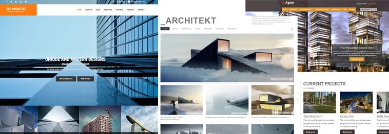 20+ Best Architecture WordPress Themes 2019