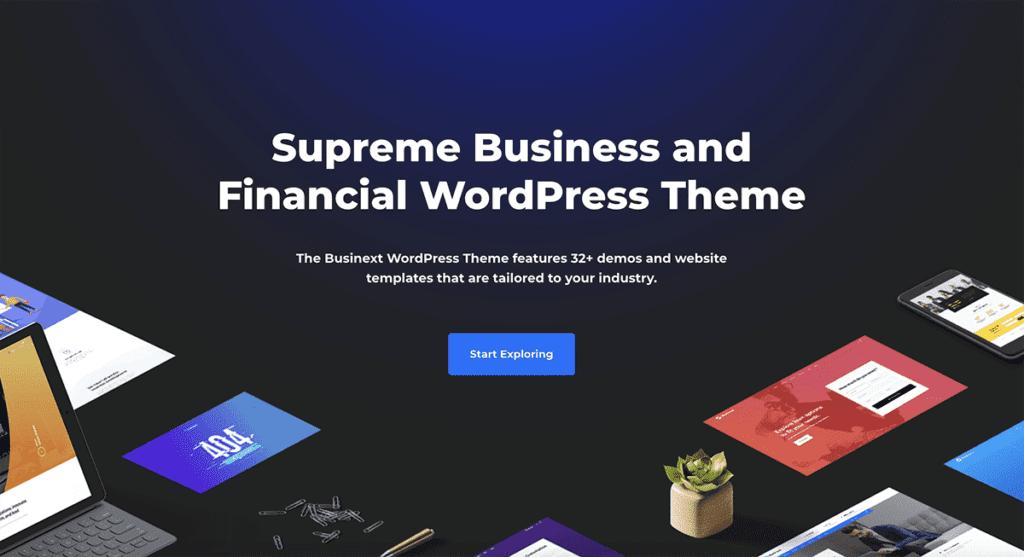 Best Business WordPress Themes