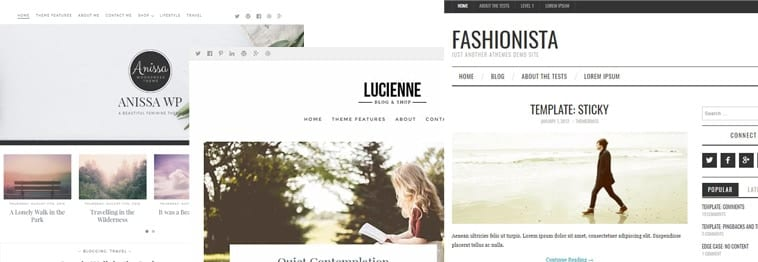 15+ Best Fashion WordPress Themes 2018