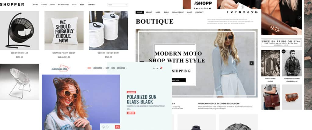 Download Free WooCommerce WordPress Themes 2020