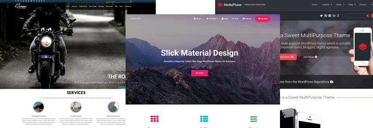 25+ Best Responsive WordPress Themes 2019