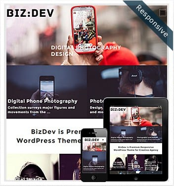 premium wordpress templates - biz-dev-theme-wordpress