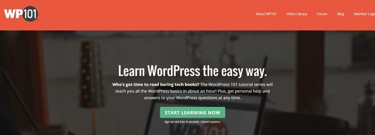 Learn WordPress Online