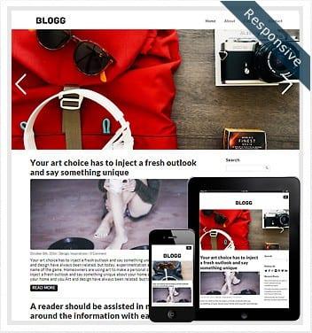 blogg-theme