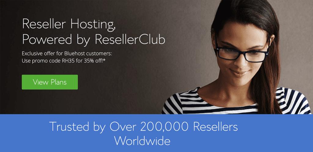 Bluehost Reseller Hosting 2020