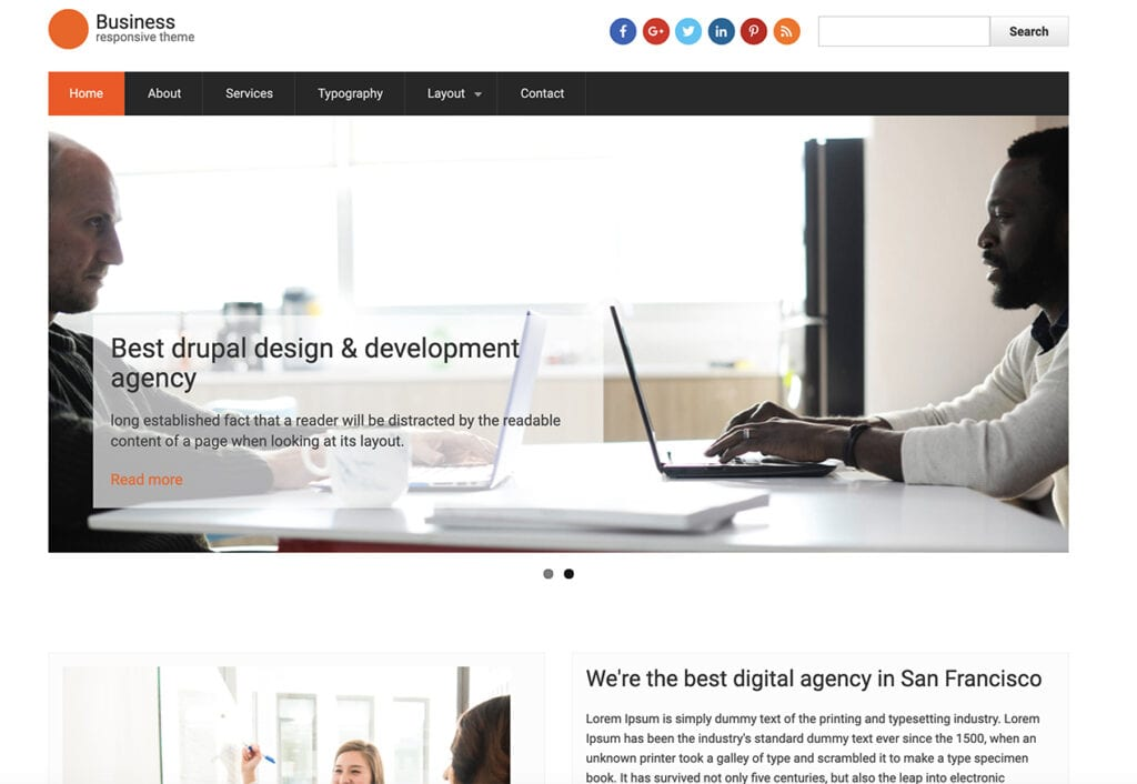 10 Best Free Drupal Themes Expert Picked 2021