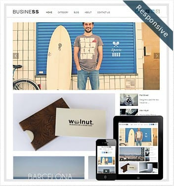 premium wordpress templates - business-wordpress-theme