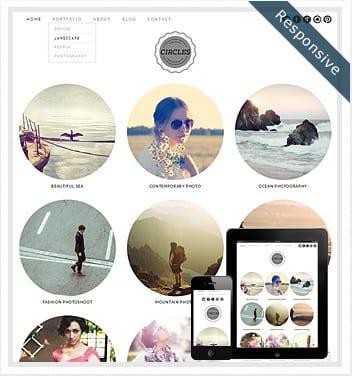 circles-theme-wordpress