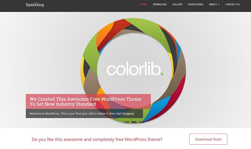 20+ Best Free Business Themes (WordPress 2019)
