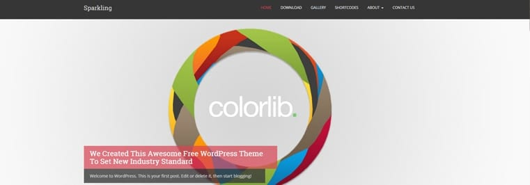 20+ Best Free Business (WordPress Themes 2019)