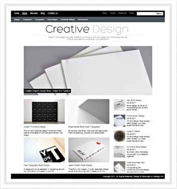 premium wordpress templates - creative-design-theme-lg