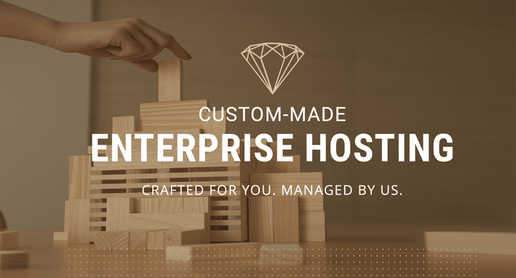 custom enterprise hosting
