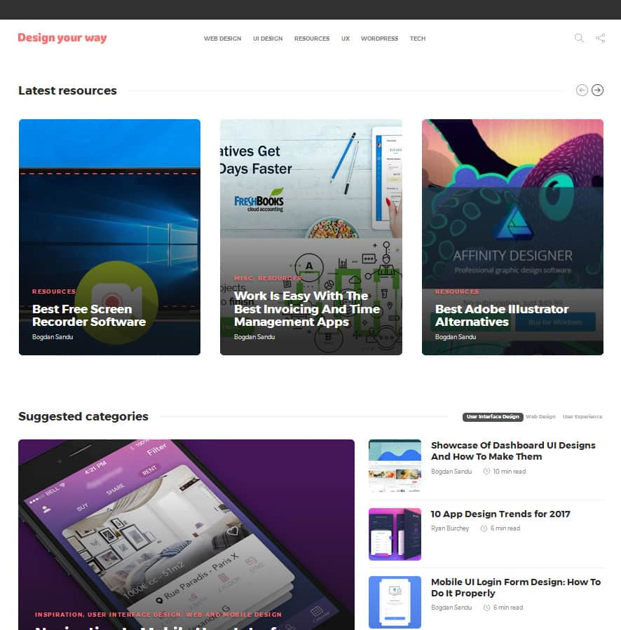 30 Best Graphic And Web Design Blogs To Follow 2020 Dessign