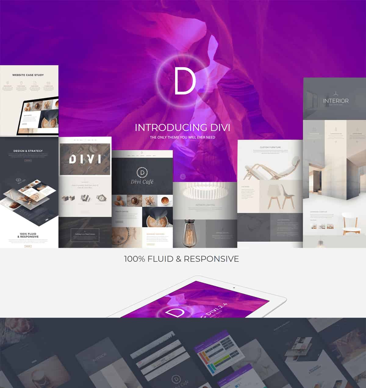 20+ Best Free Creative Portfolio Themes (WordPress 2019)