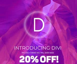 DIVI Elegant Themes Coupon Code (25% OFF Discount 2019)