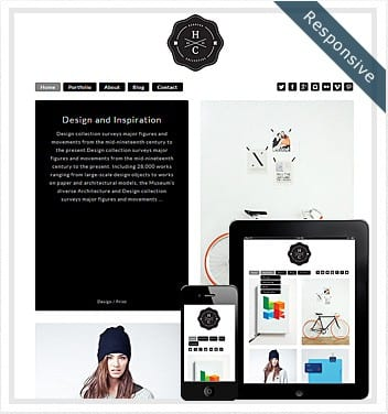premium wordpress templates - double-grid-theme
