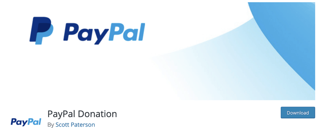 Easy Paypal Donation Free 2020