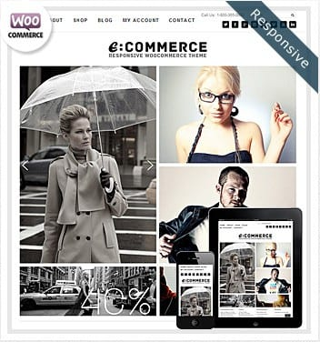 premium wordpress templates - ecommerce-theme-responsive